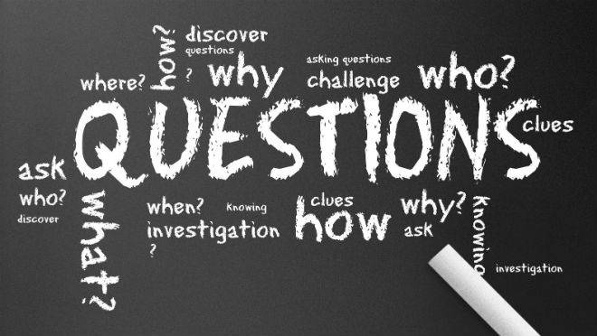 Communication skills advice: Questions unlock solutions