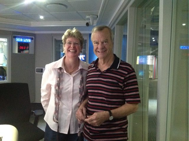 Radio 702 Live Interview on Happiness