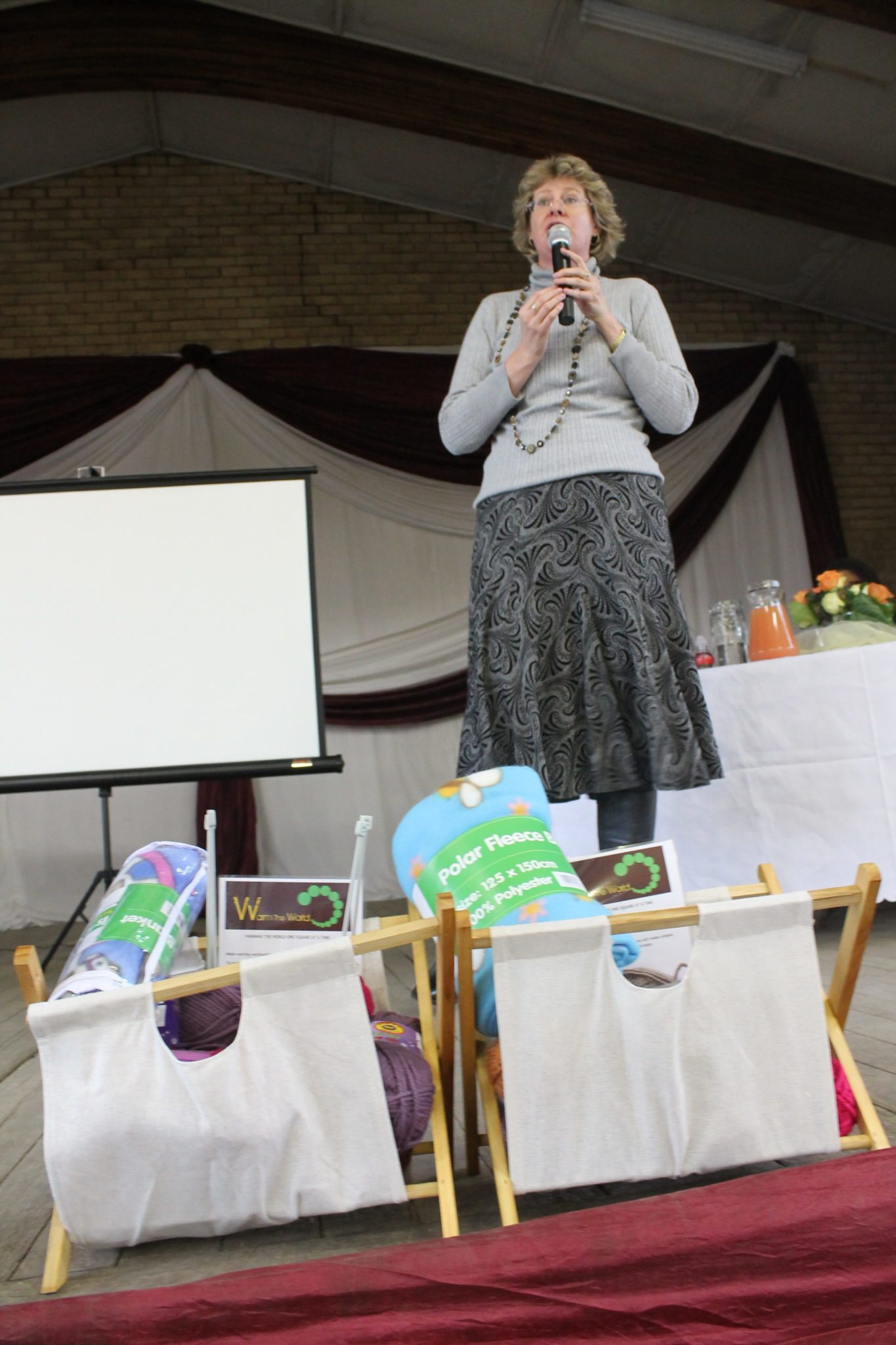 Womens Day Talk in Soweto on Personal Happiness