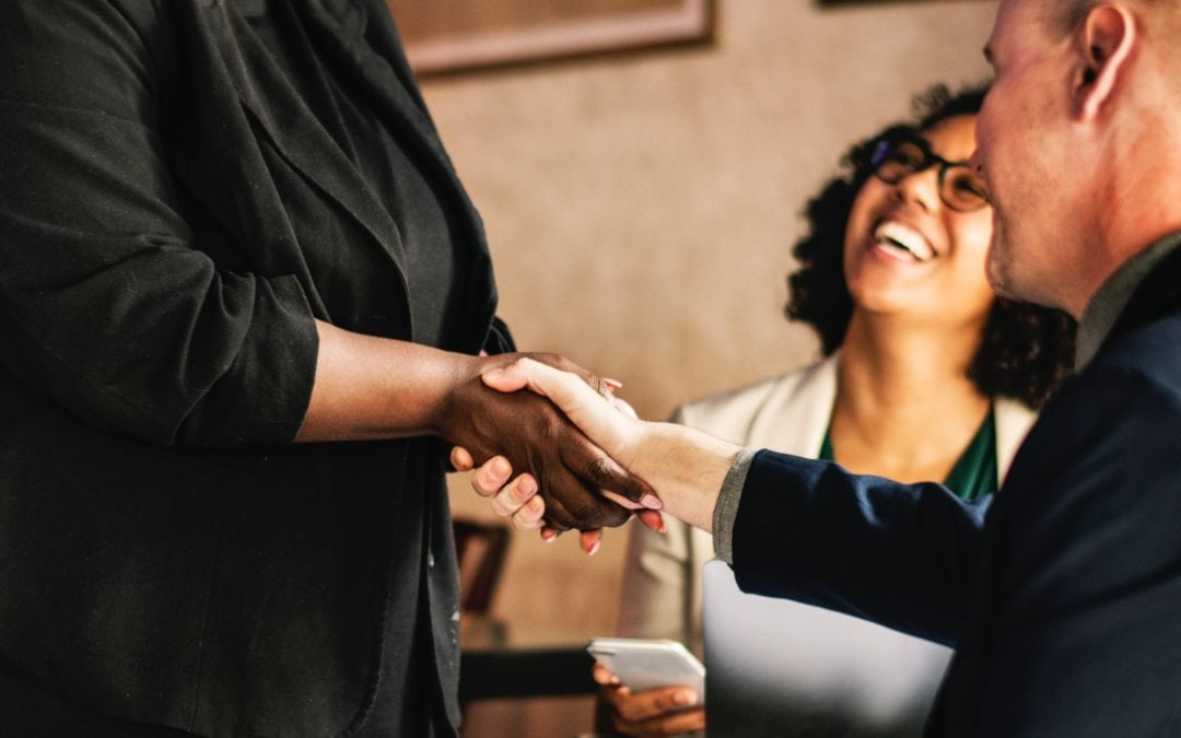 Breaking The Taboo Of Touch in The Workplace