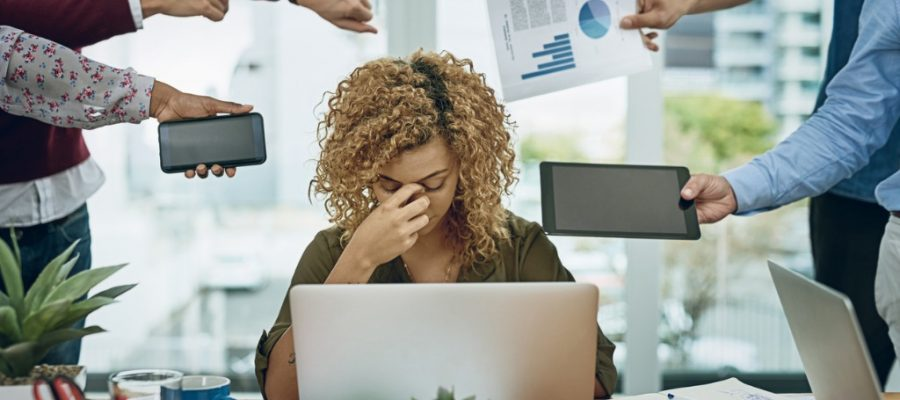 Four Warning Signs of an Overwhelmed Leader