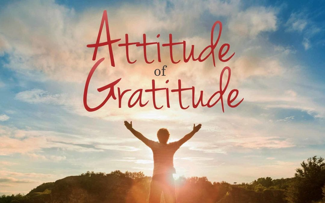 Gratitude: What It Is and What It Isn't