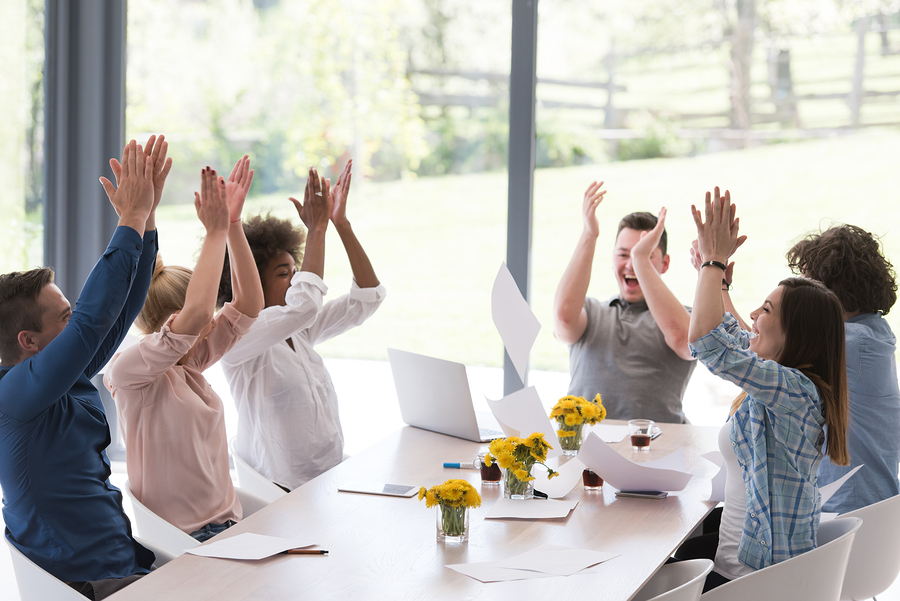 Five Steps to Creating Happiness in your Workplace