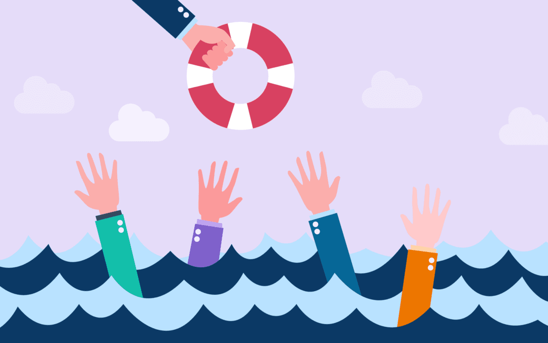 Preventing crises in the workplace through positive team building