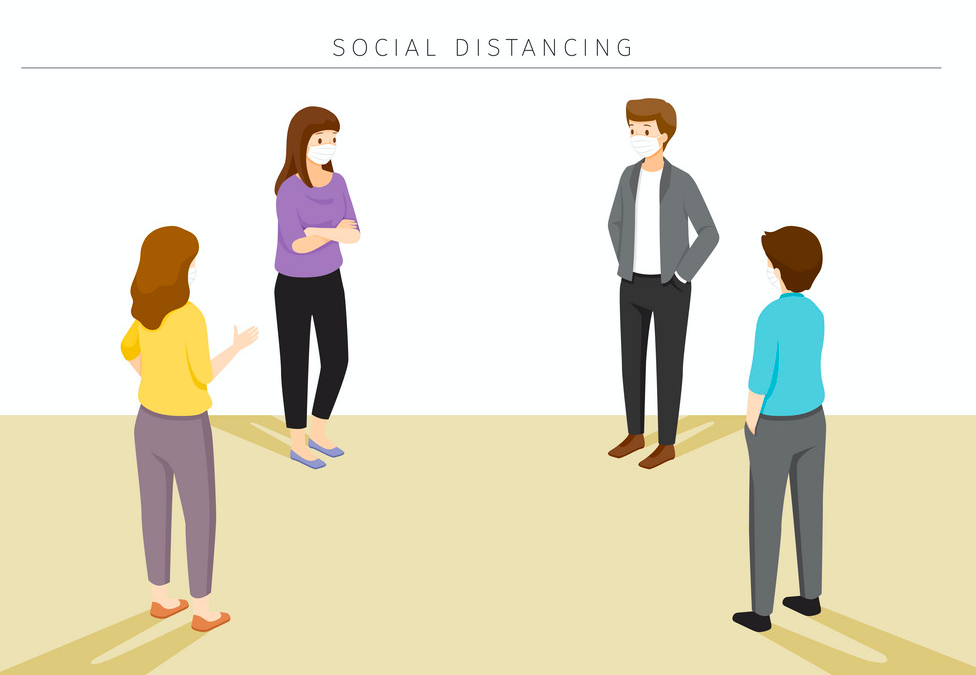 Three ways to manage your team with social distancing